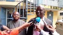 Faya Millimouno placé en détention : réaction de Me Faya Gabriel Kamano..