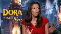 Exclusive Interview: Eva Longoria and Michael Pena explain that being parents is nothing like playing parents in a movie