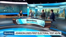 Johnson's U.K. Majority Shrinks to One in Special-Election Defeat