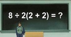 Ce problème mathématique donne le tournis aux internautes, saurez-vous résoudre cette équation ?
