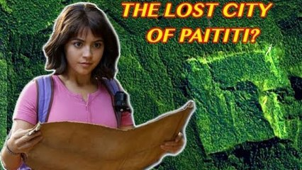 The Real Legend behind Dora and the Lost City of Gold