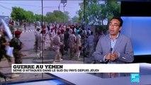 """Regain de violences au Yémen, """"après un an de calme relatif"""""""