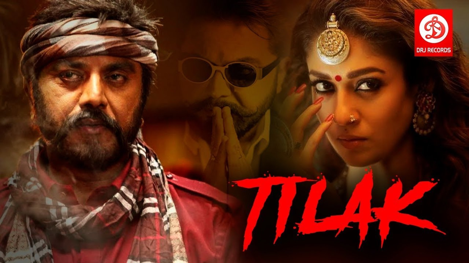 TILAK   Telugu Full Length Movie   Sarath Kumar & Nayanatara