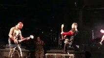 Deux membres de Rammstein affichent leur  soutien aux personnes LGBT !