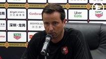 """Julien Stéphan : """"le PSG est ultra-favori"""""""
