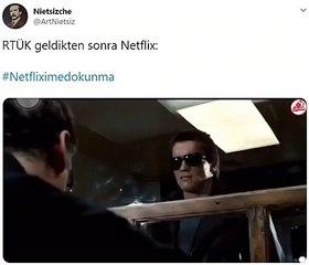 Rtük Sonrası Netflix