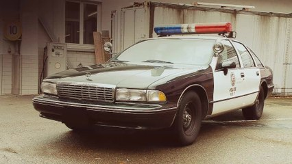 Chevrolet Caprice 9C1 Police Package