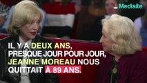 Jean-Paul Belmondo a failli tuer le fils de Jeanne Moreau