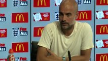 Community Shield is tradition in England - Pep