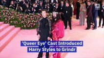 'Queer Eye' Cast Introduced Harry Styles to Grindr
