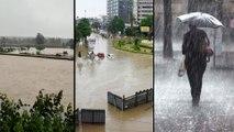 IMD Issues Heavy Rain Alert For Hyderabad And Telangana || Oneindia Telugu