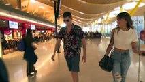 PRIMICIA | El divertido susto de Aitana al llegar al aeropuerto