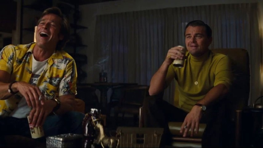 Once Upon A Time In Hollywood: Ending (German 10 Second Spot)