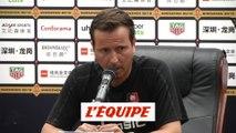 J. Stéphan «Le PSG est ultra favori» - Foot - T. champions - Rennes