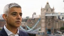 Sadiq Khan, London mayor, condemns Trumps blatant unashamed racism