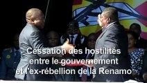 Mozambique: pouvoir et ex-rébellion signent une paix historique