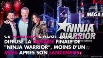 """Ninja Warrior 2019 : Manon Chapet """"fière"""" de représenter les femmes en finale"""