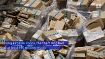 FBI Uncovers Major Theft Ring Involving Amazon Drivers