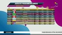 Deportes teleSUR: Tenistas de Ecuador a cuartos de final en Lima 2019