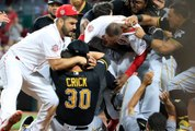 40 Games of Suspensions Handed Out for Reds-Pirates Brawl