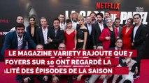 La Casa de Papel : le lancement de la saison 3 réalise un record historique sur Netflix