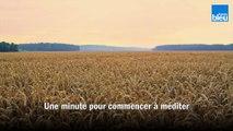 Une minute pour commencer à méditer