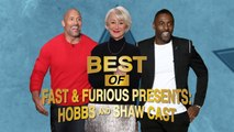 Best of 'Fast - Furious Presents: Hobbs - Shaw' Cast