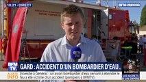 Gard: un bombardier d'eau s'est crashé lors d'une opération