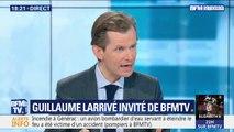 """Pour Guillaume Larrivé, les permanences LaREM saccagées traduisent """"un risque d'atteinte à la paix civile"""""""