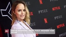 Taryn Manning's Experience On The 'Orange Is The New Black' Set