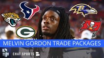 Melvin Gordon Trade Rumors: 5 NFL Teams That Could Trade For The Chargers RB Before The 2019 Season