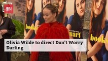 Olivia Wilde Gets A New Directing Gig