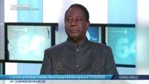 Exclusif  : Après sa rencontre avec Gbagbo, Le Président BEDIE sur TV5