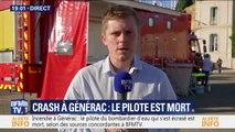 Crash d'un bombardier d'eau dans le Gard: le pilote de l'avion est mort