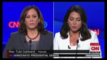 The Battle Rages On Between Kamala Harris and Tulsi Gabbard
