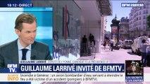 """Guillaume Larrivé: """"J'ai envie de transformer Les Républicains"""""""