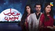 Main Khwab Bunti Hon Epi 20 HUM TV Drama 2 August 2019