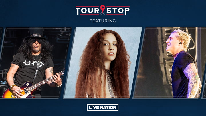 Tour Stop: Guns N' Roses, Jess Glynne, Atreyu