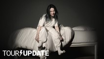 Billie Eilish Announces When We All Fall Asleep World Tour