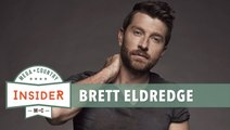 Brett Eldredge On Being A Dog Dad To His Pup, Edgar