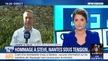 Hommage à Steve: Nantes se prépare (2/2)