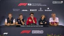 F1 2019 Hungarian GP - Friday (Team Principals) Press Conference