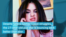 Selena Gomez Tells Fans That She's Returning to Work in New Post