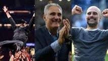 Indicados ao prêmio de melhor técnico do mundo pela Fifa