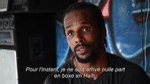 Un boxeur haïtien autodidacte cherche à percer sur le ring