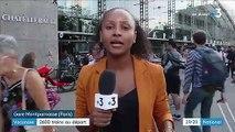 Vacances : du monde dans les gares pour le premier week-end d'août