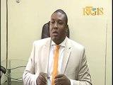 Le dossier d'Arnel Joseph  transféré au cabinet d'instruction