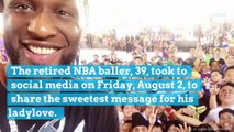 Lamar Odom Goes Instagram Official With His New Girlfriend Sabrina Parr