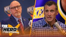 Doug Gottlieb reacts to David Griffin saying building around LeBron was 'miserable' - NBA - THE HERD