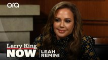 Leah Remini recalls why it took her so long to leave Scientology